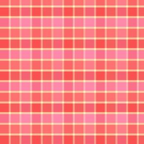 Good Grid Plaid 4in-Rose Parade