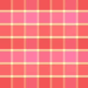 Good Grid Plaid 8in-Rose Parade