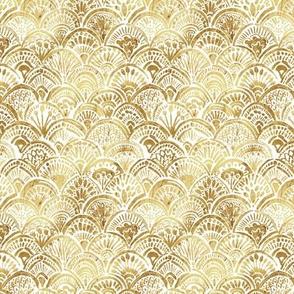 Glam Gold Mermaid - S