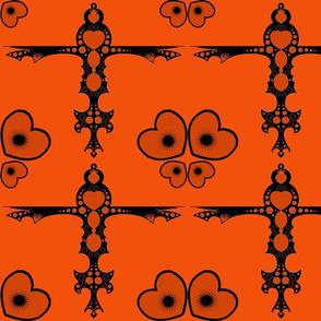 cross your heart in pumpkin spice