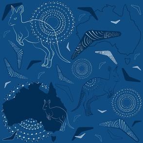 Australia Classic Blue Limited