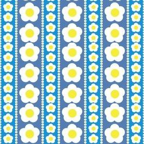 Daisy Retrows Blue