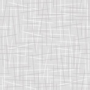 Toothpicks light gray