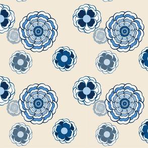 blue flowers 150