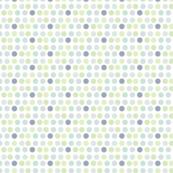 Eucalyptus Garden - Small Dots
