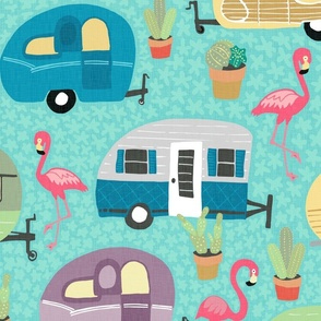 Kitsch Campers Large