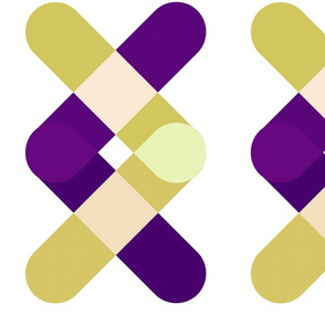 Geometric minimal art logo
