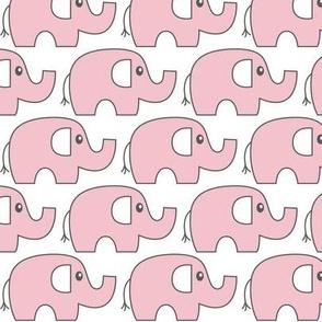 pink elephant stampede