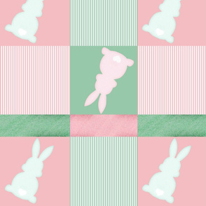 Bunnies and Stripes