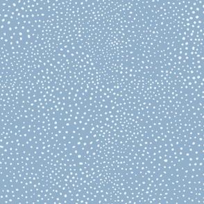 Sky blue mini spot