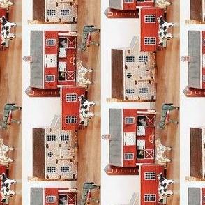 DMD's barn yard
