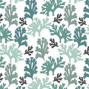 Plankton Sea Green