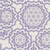 Delft Flower of Life