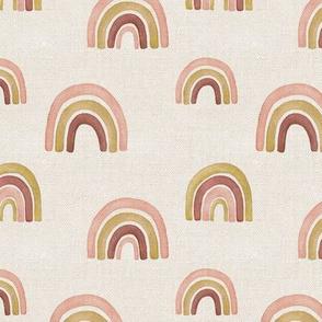 Linen Rainbows