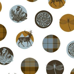 Scots Dots & Knots