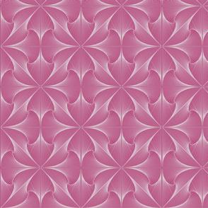 Organic Geometry in Pink
