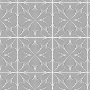 Organic Geometry in Gray