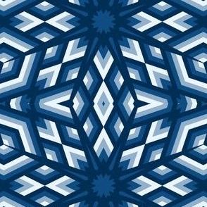 classic blue Star