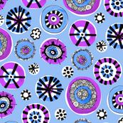 Dazzle Dots Purple