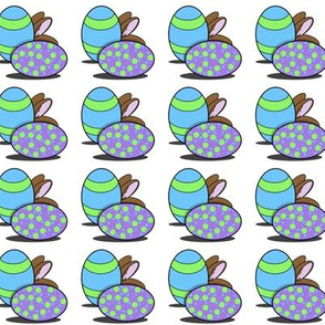 Eggs and Bunny