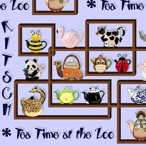 Tea Time Kitsch