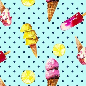 Summertime Sorbetto // Mint