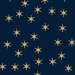 Golden stars Stars