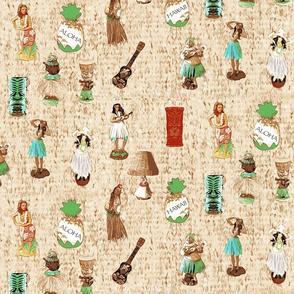 Vintage Hawaiian Kitsch by kedoki