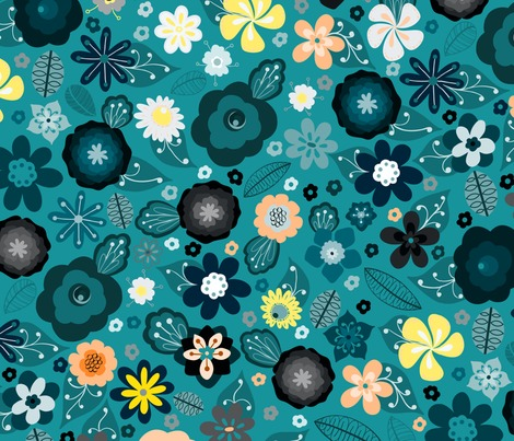Rrrkitsch-70s-flowers-classic-blue-and-yellow_contest306168preview