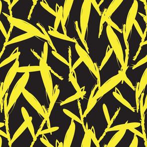Botanical leaf print29-01