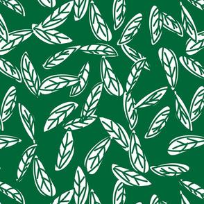 Botanical leaf print42-01