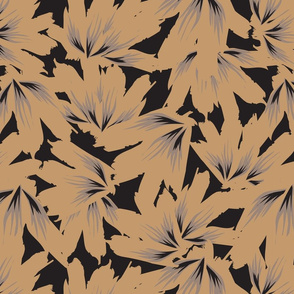Botanical leaf print34-01