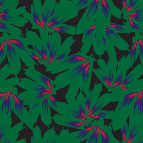 Botanical leaf print32-01