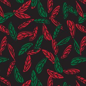 Botanical leaf print45-01