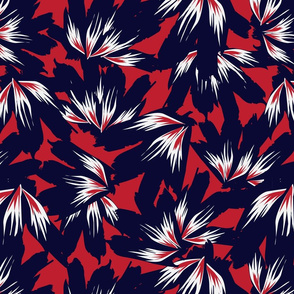 Botanical leaf print37-01