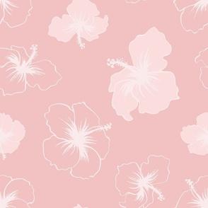 Hibiscus - nude