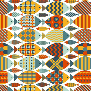geometric fishes01