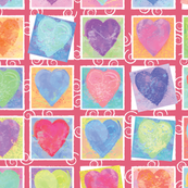 Painted Hearts-pink-large