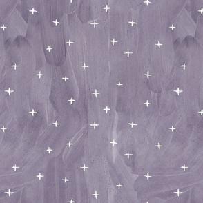 Aspen blender purple swiss cross