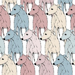 Sweetheart candy hounds (medium)