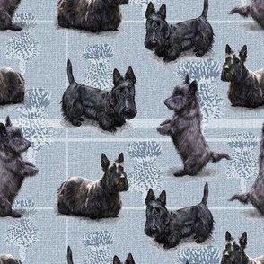 The Scottish Terrier Scottie Dog