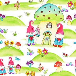 Kitsch Gnomes