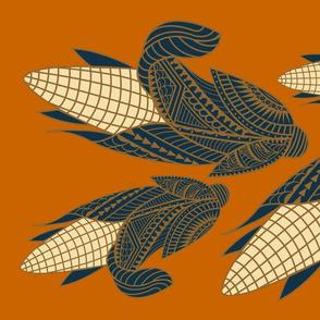 Corn Wrap - Tea Towel