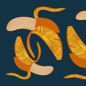 Banana Wrap - Tea Towel