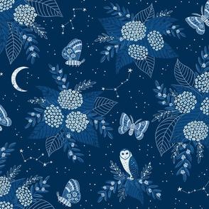 Midnight Hydrangea