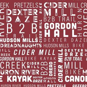Dexter Michigan Bucket List