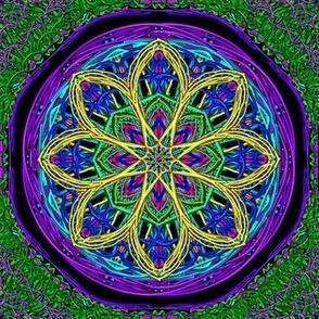 Flower Power Woven Threads