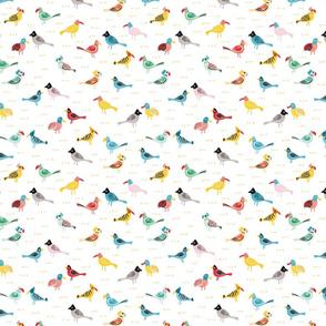 Paradise Garden Birds (small)