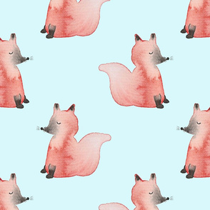 Cute Fox (Larger Scale)