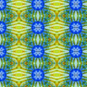 Blue Nova Stripes